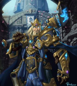 King Arthas Menethil (by pulyx)