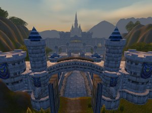 Stormwind, Bastion of the Alliance